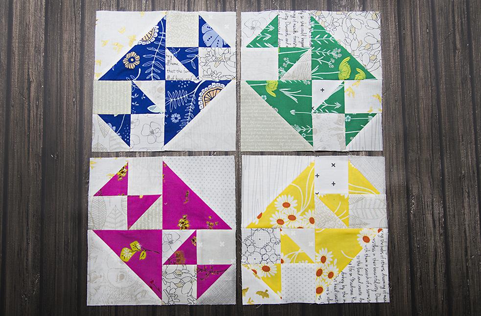 Crosses and Losses Quilt Blocks