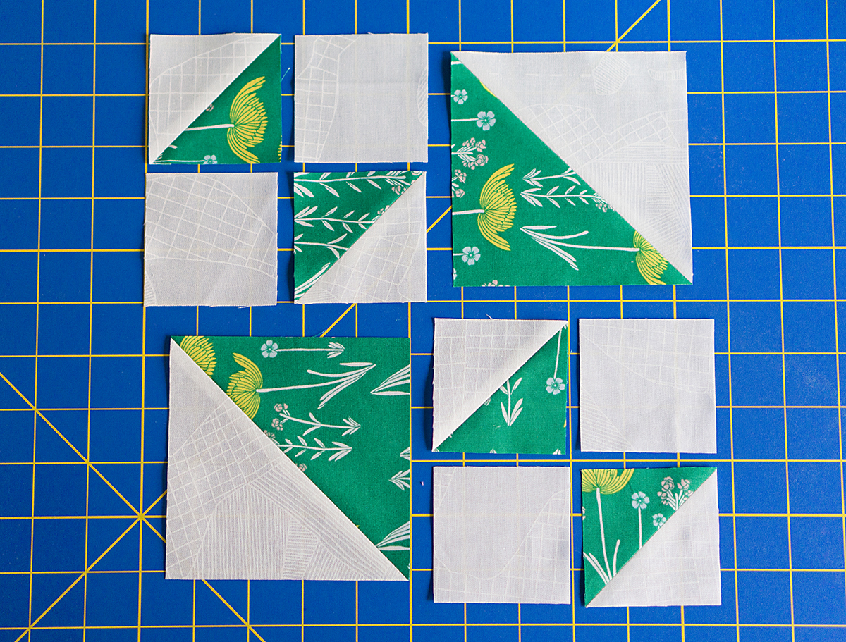 Crosses and Losses Block Tutorial : Fresh Lemons Quilts