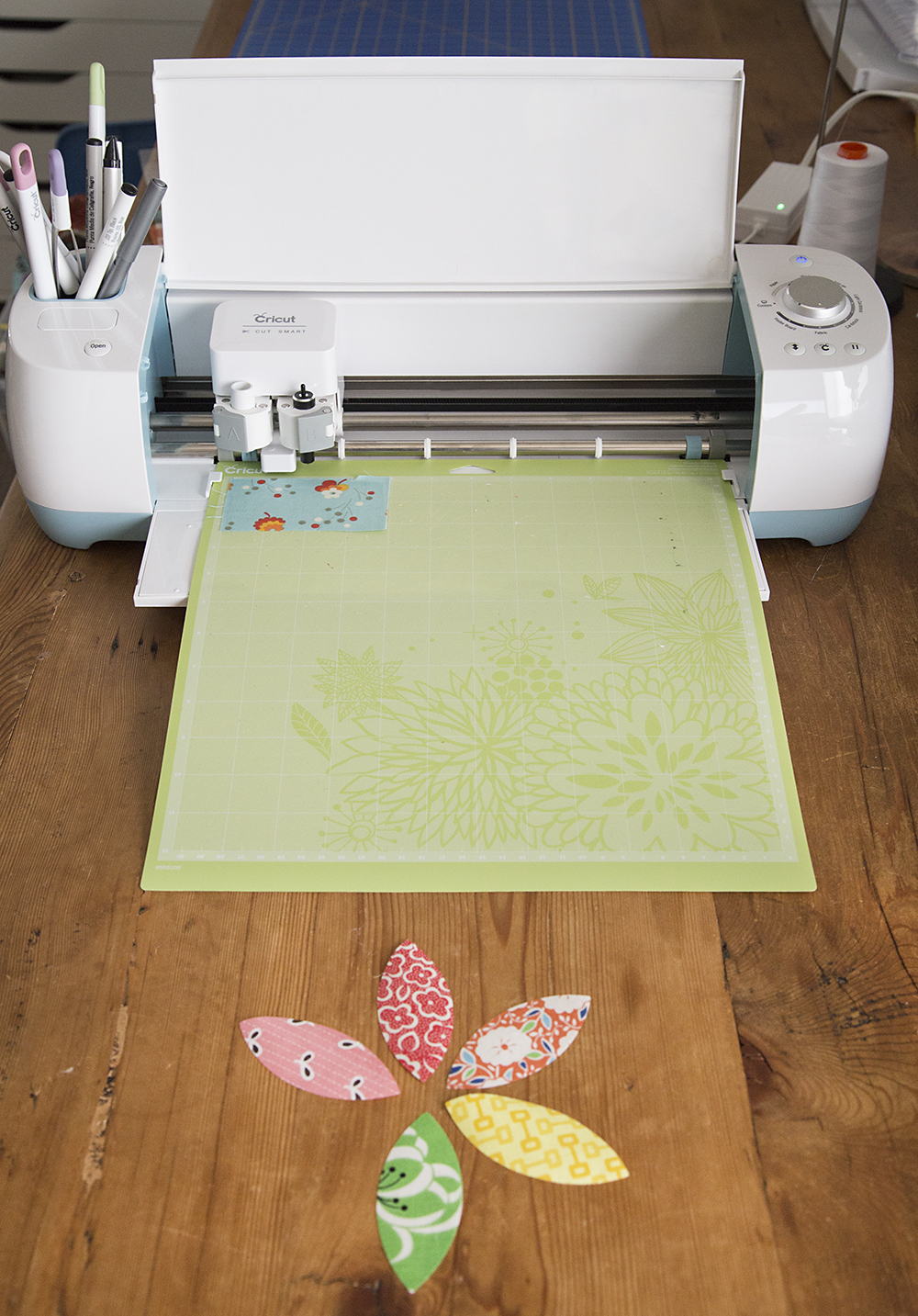 Cutting Fabric using a Cricut Explore Air