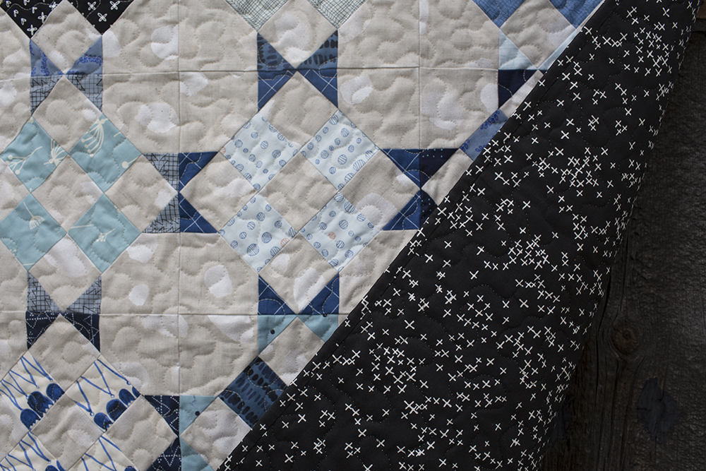 Union Square ~ A Finished Quilt : Fresh Lemons Quilts