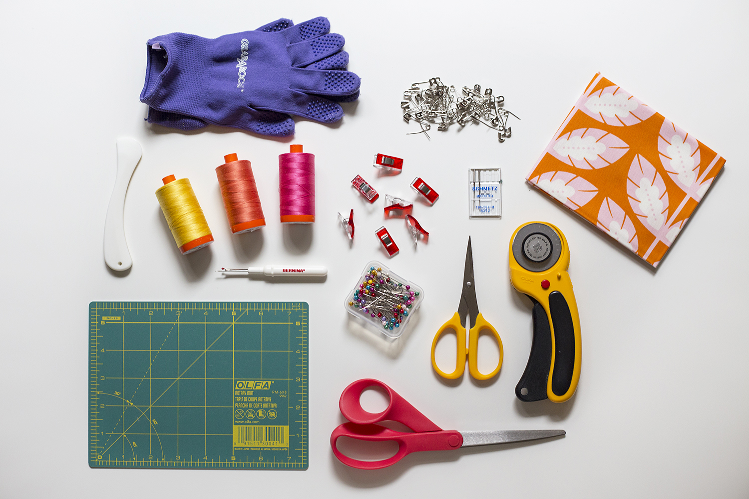 Favorite Tools for Quilters