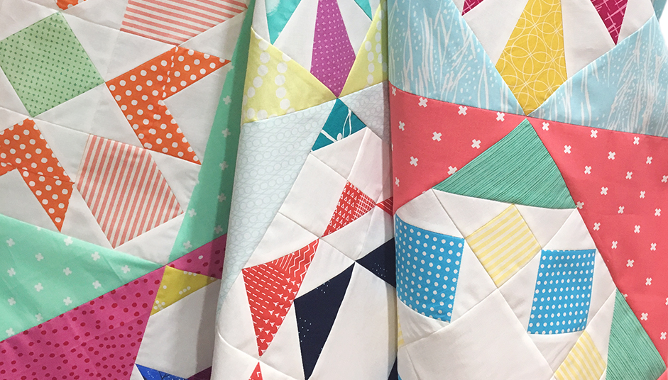 More Blocks, More Color : Fresh Lemons Quilts