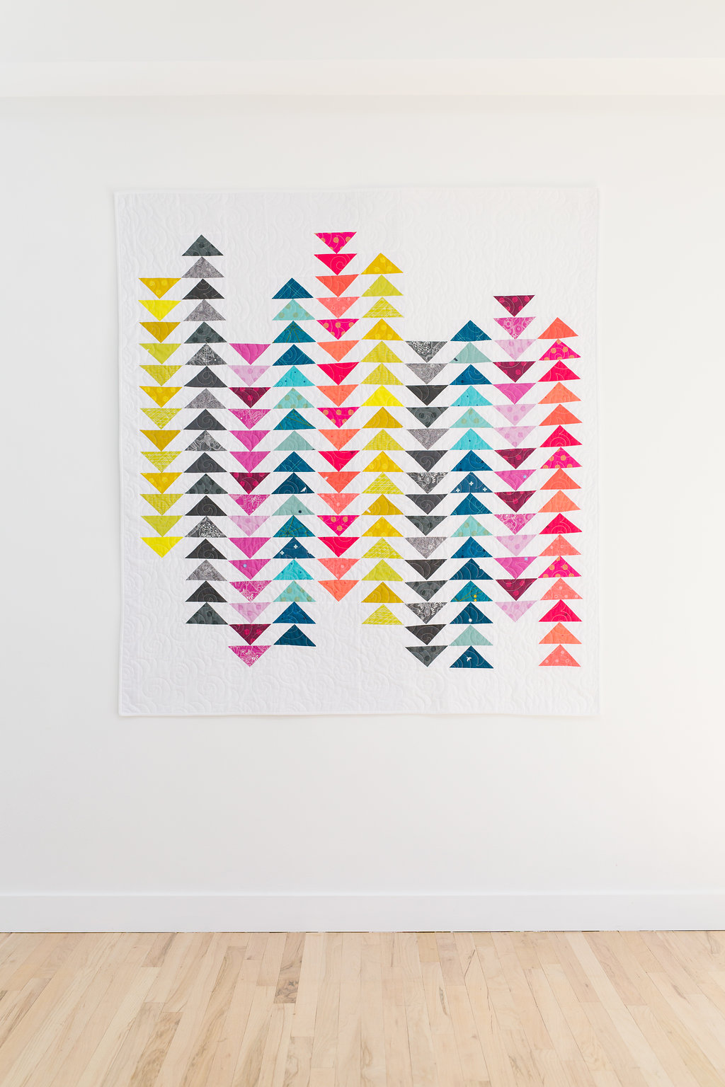 Pattern Drop ~ March 2018 Spectrum by Fresh Lemons Quilts