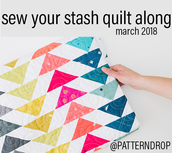sew your stash quilt along