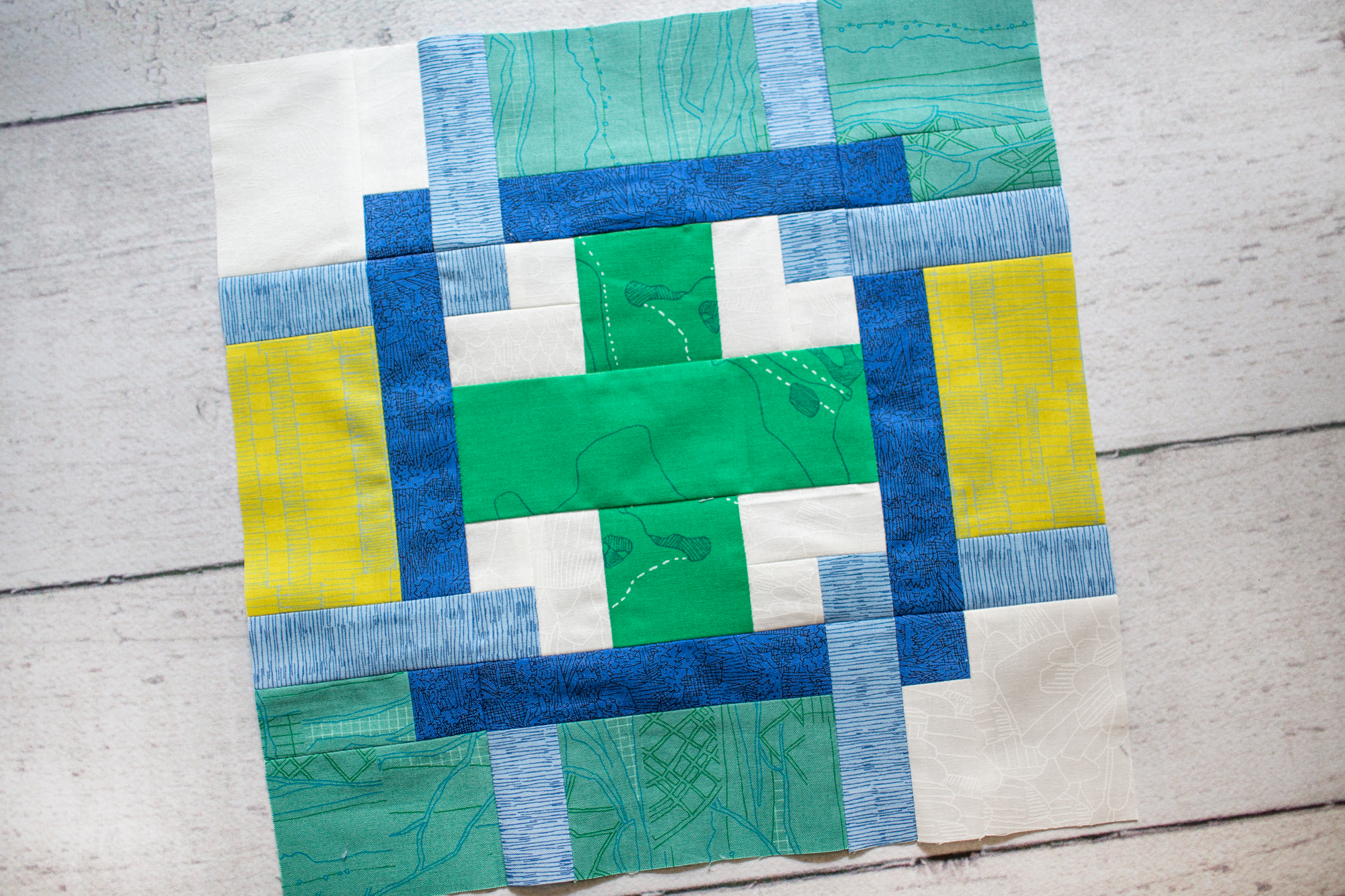 Milan ~ Summer Sampler 2018 Quilt Along