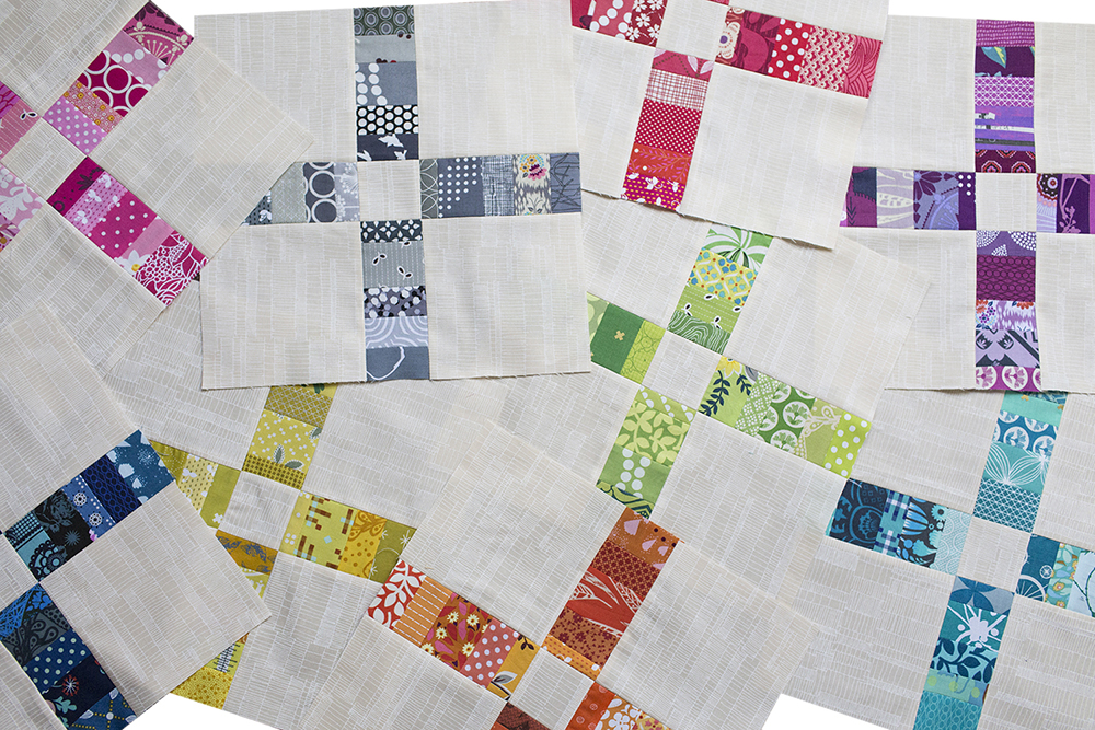 Week 1 : Fabric Requirements, Cutting, and Block Instructions -