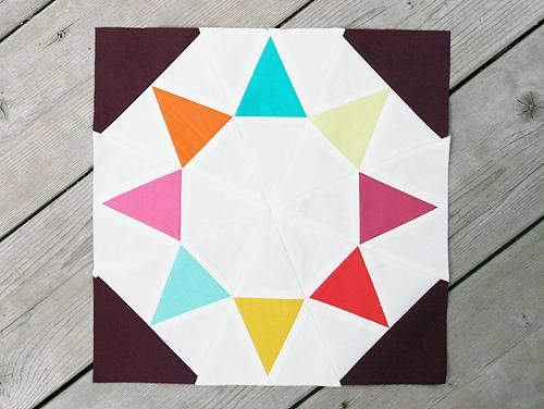 Block 10 : Evening Star -