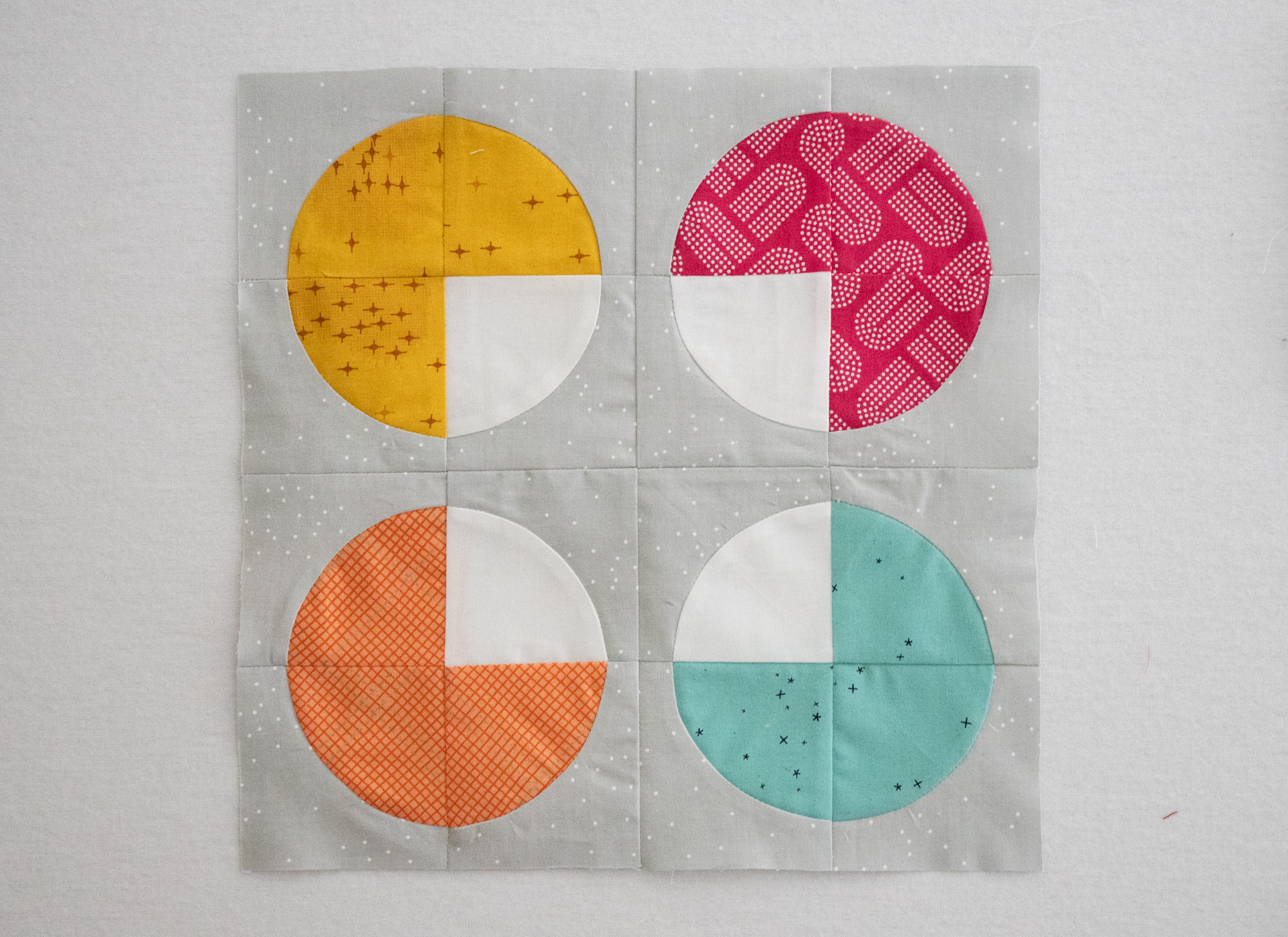 Circle Gets the Square ~ Summer Sampler Series 2019