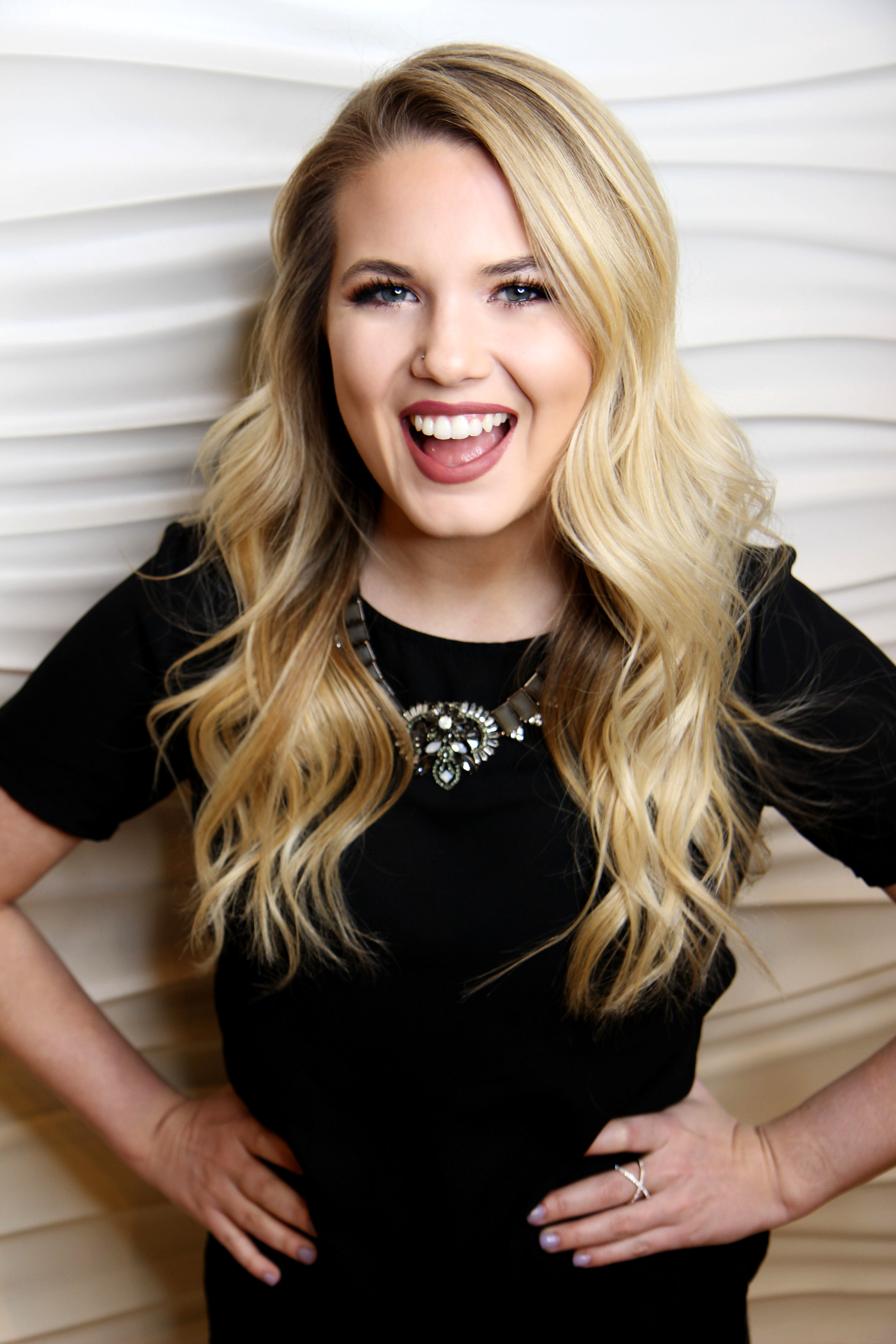 Rebecca-Paige Simmons, Hair Artist