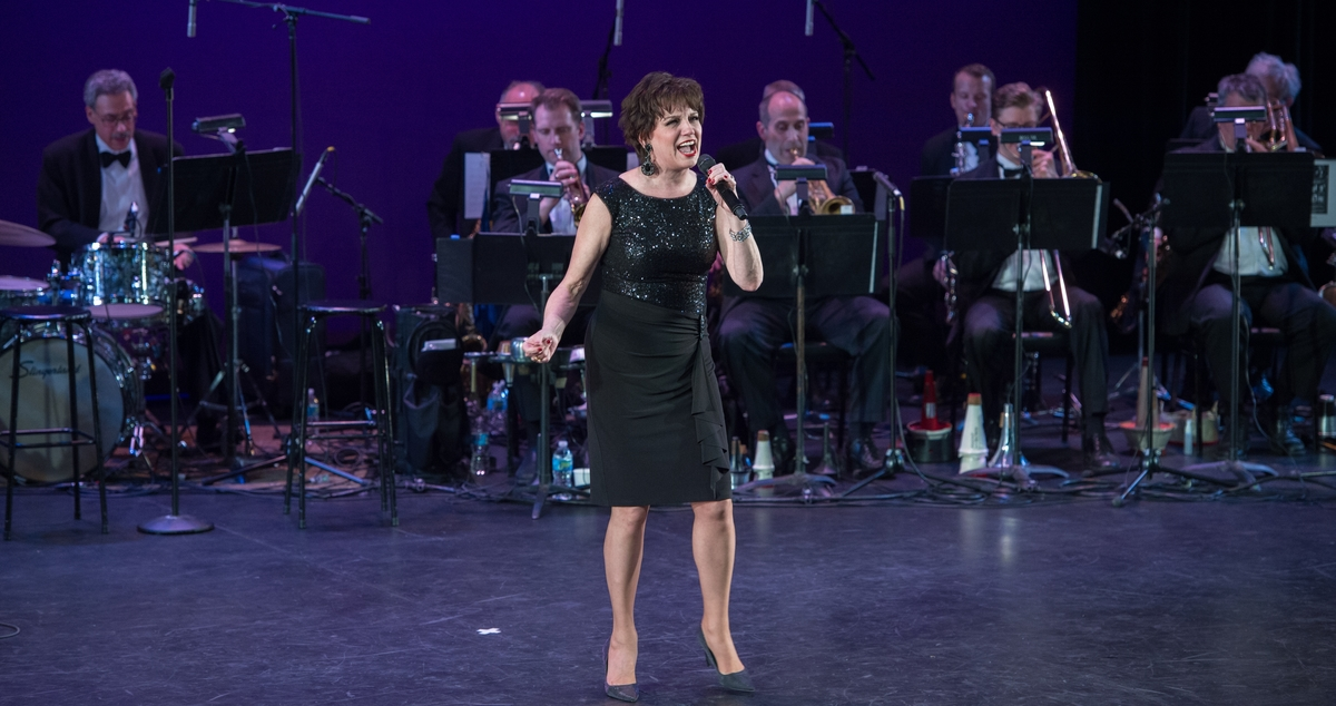 BETH LEAVEL  with  THE FRED BARTON ORCHESTRA