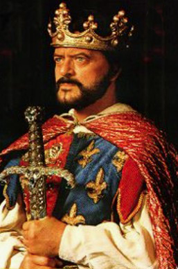 Robert Goulet in CAMELOT, 1994