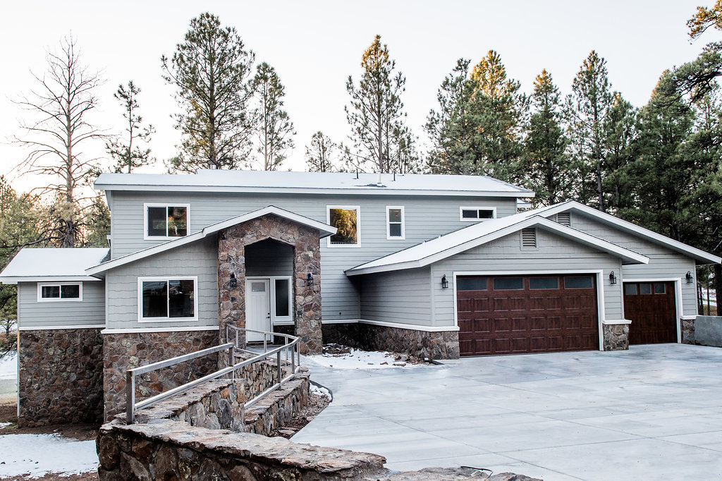 Finished Homes - Mountain Town Homes makes your dreams a reality! Check out our gallery of gorgeous finished homes throughout Flagstaff, AZ.