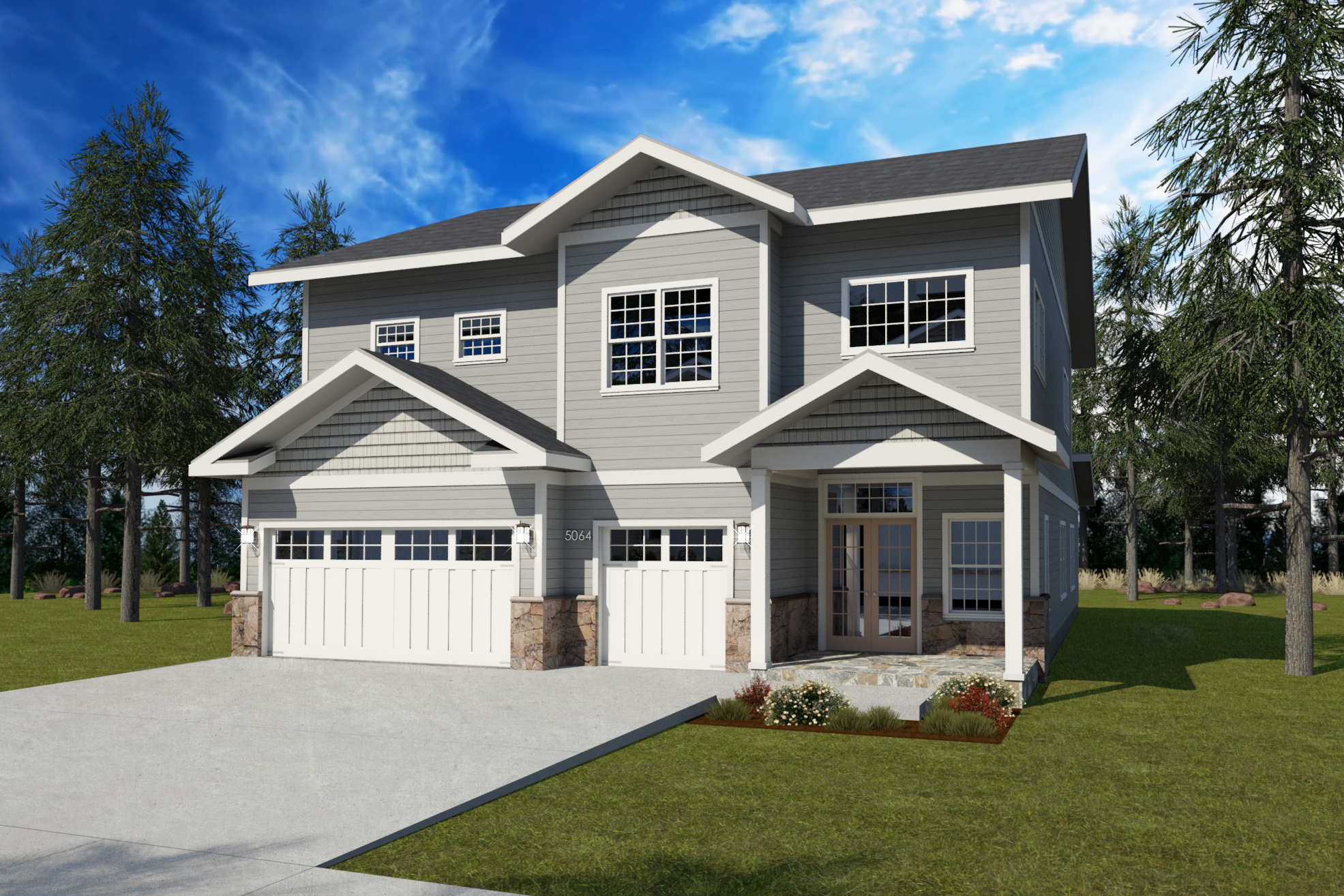 Available New Construction - Mountain Town Homes brings mountain modern to you! Come see our beautiful homes that are currently under construction.