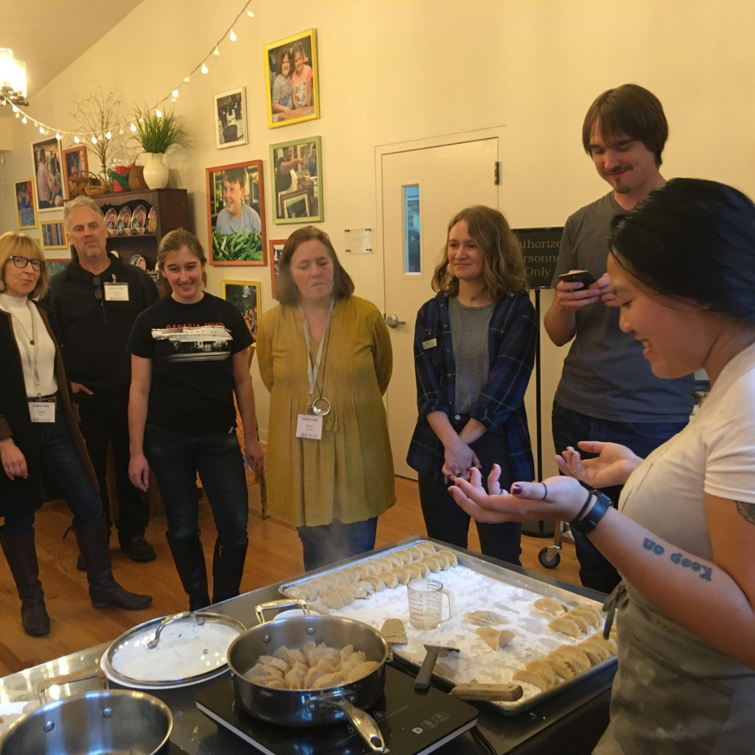 Chef AuCo Lai serves up Vietnamese-Appalachian cuisine at Hindman Settlement School