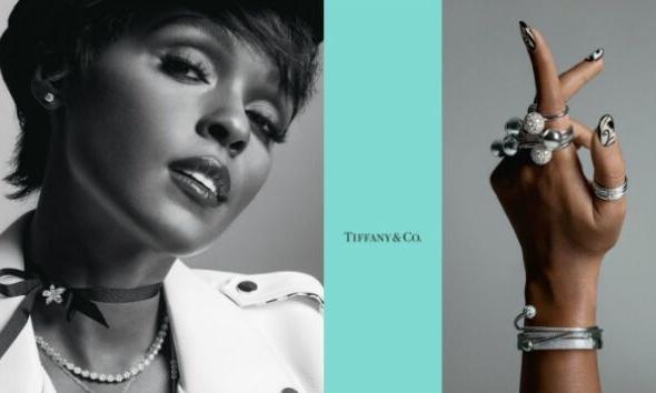 Janelle Monae for Tiffany's