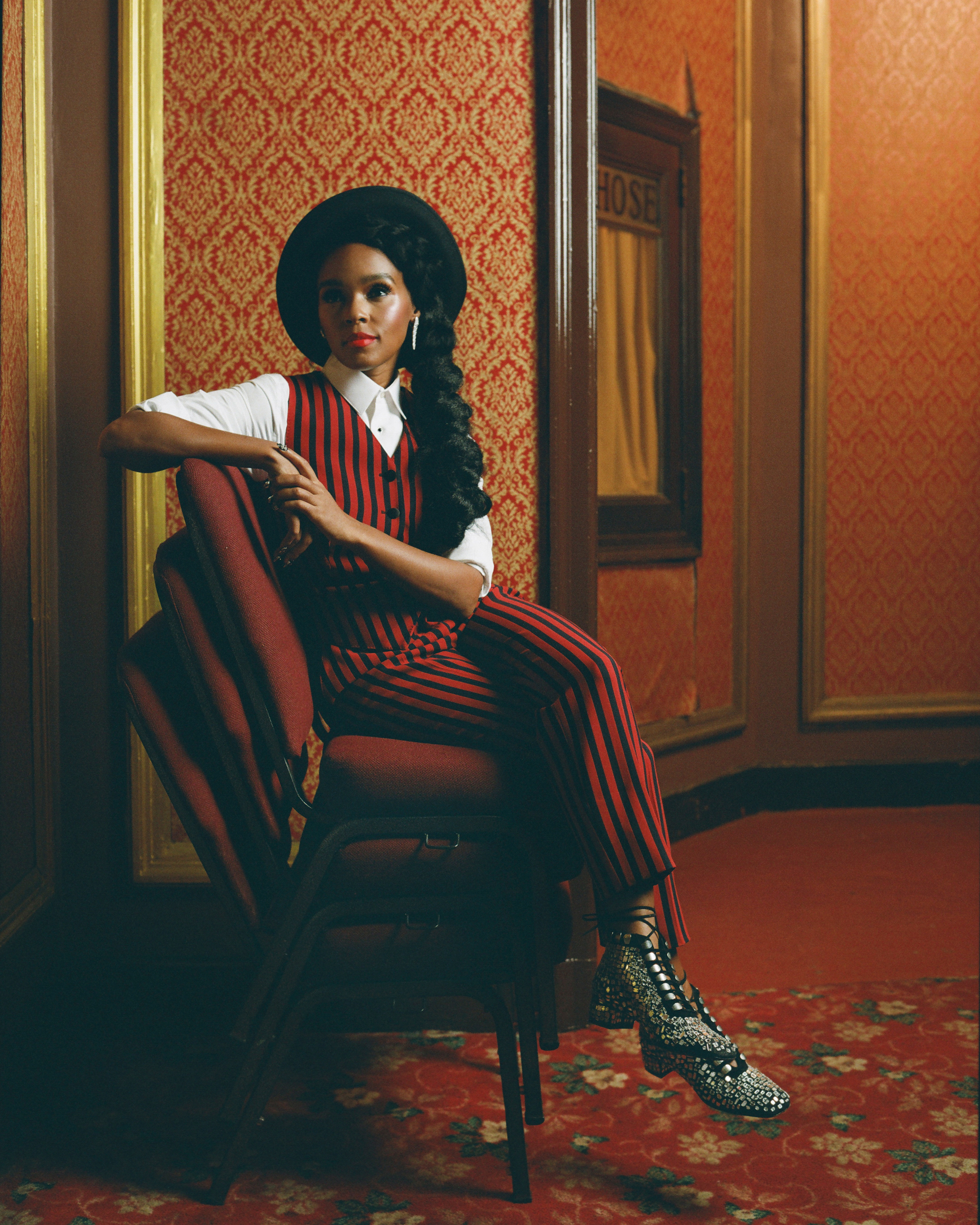 Janelle Monae for Refinery 29
