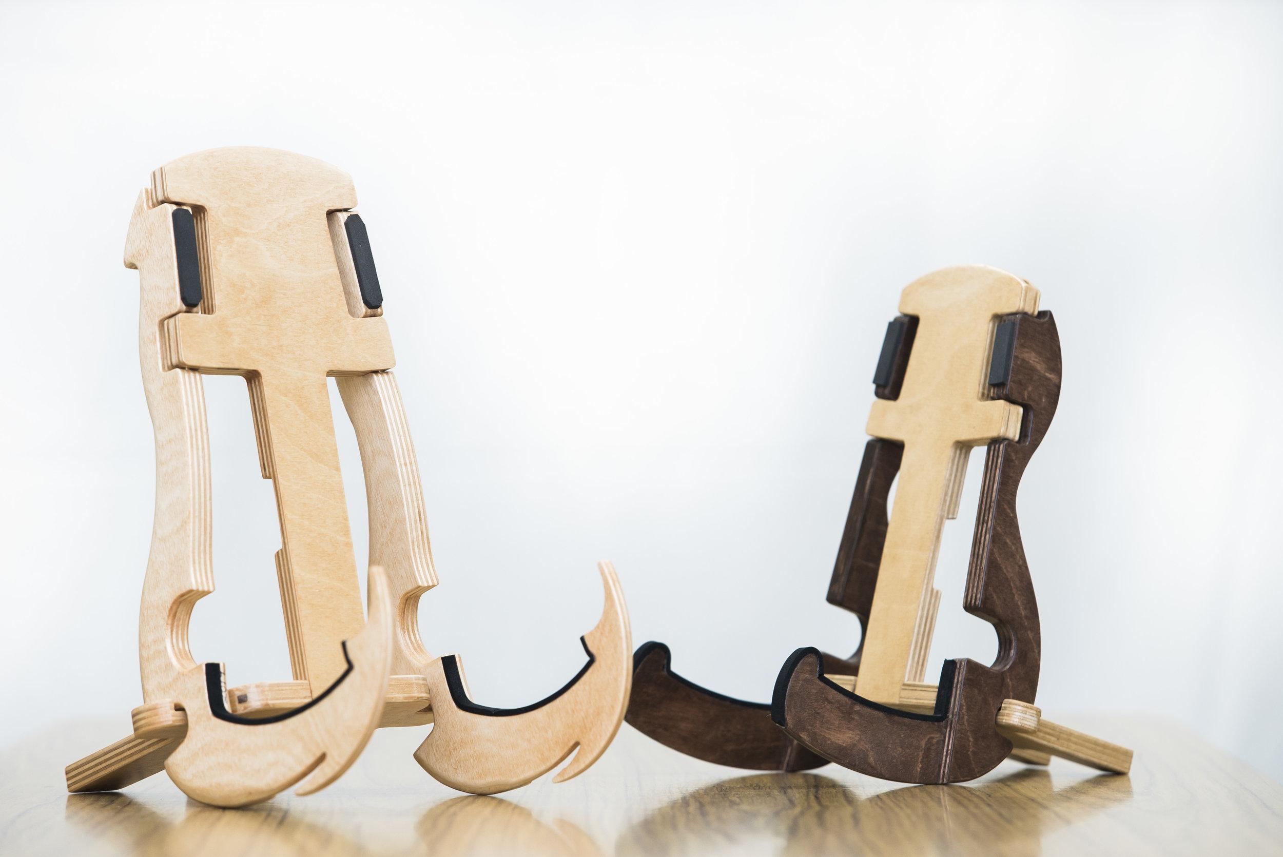 "Shown: (L) Custom Maui Hook ""Tsutomu"" 12 model, (R) Standard 10 inch model"