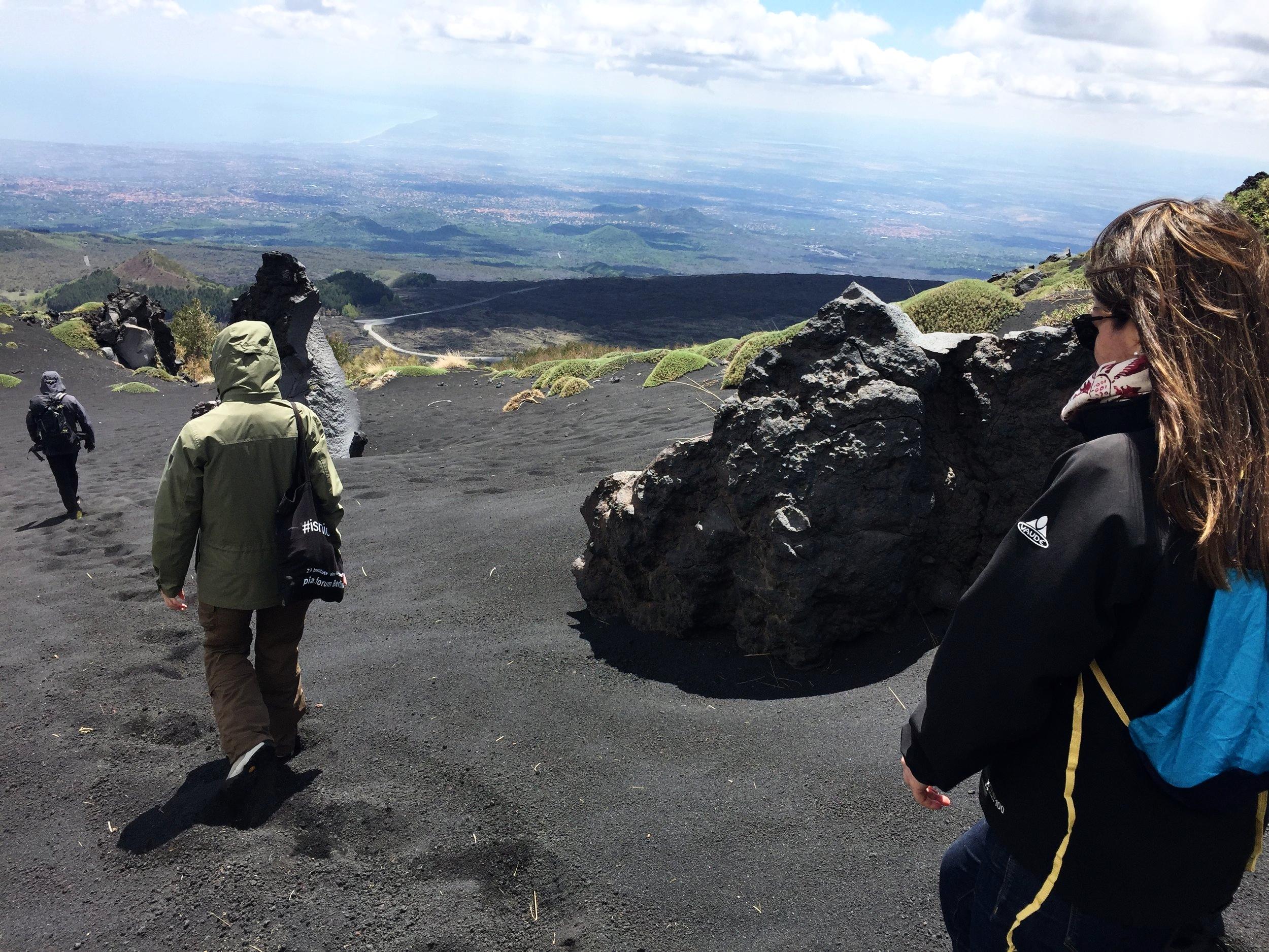 Others on Etna.JPG