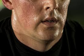 Botox can block the chemical that activates the sweat glands.