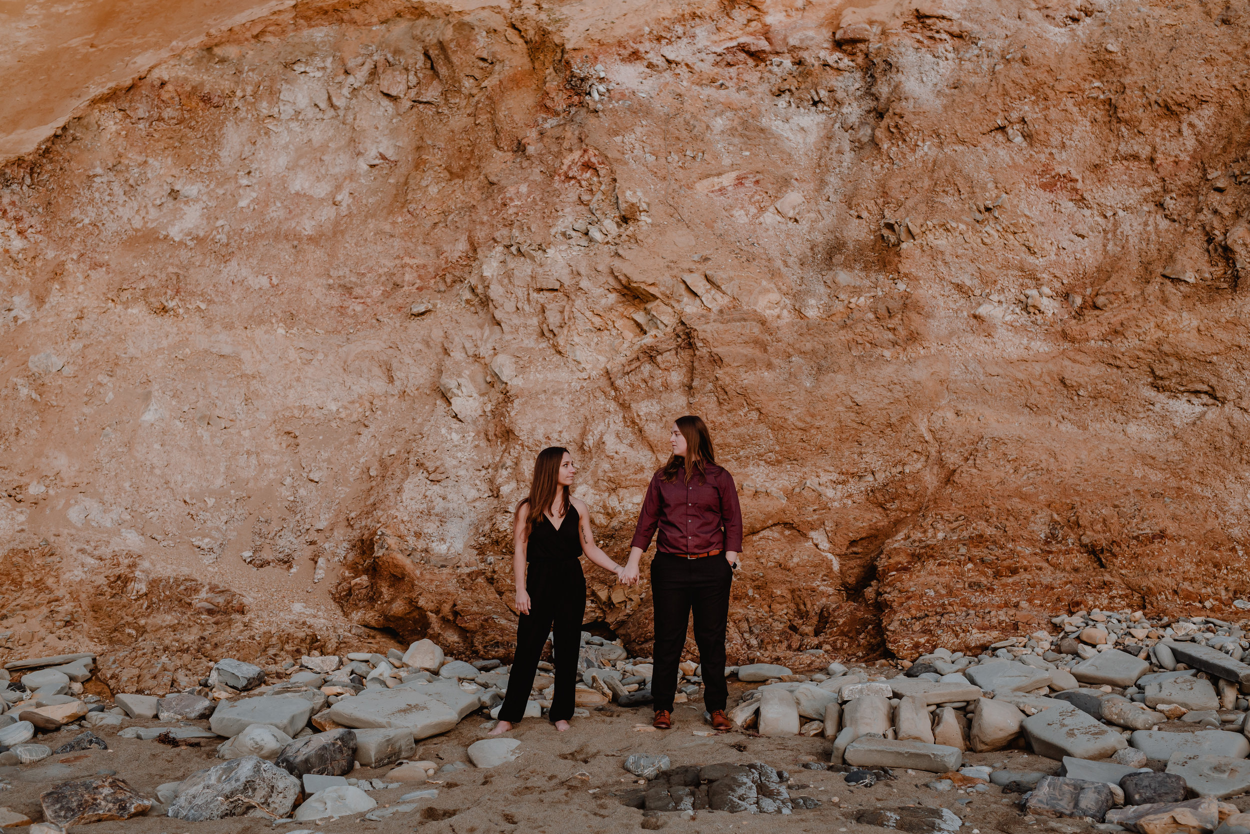 Bree + Ashley Engagement Palos Verdes Cliffs-3518.jpg