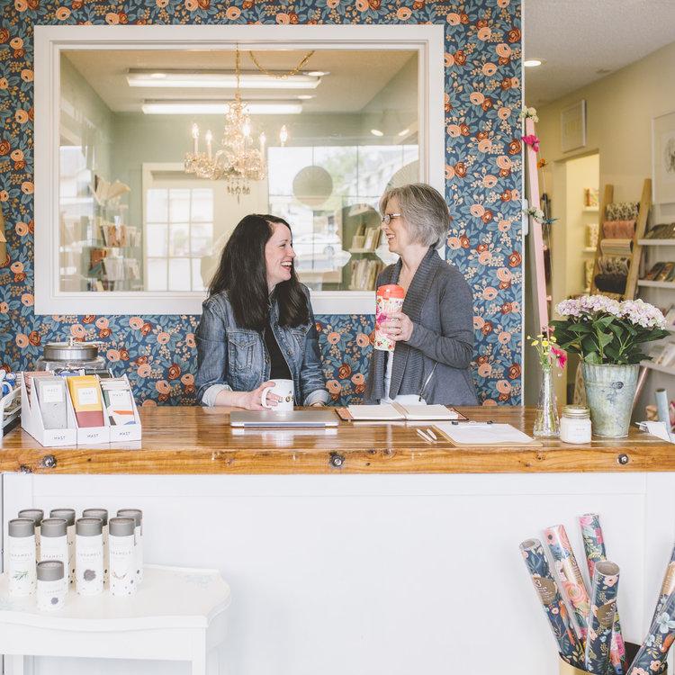 Paper Luxe Shop. Fircrest, WA