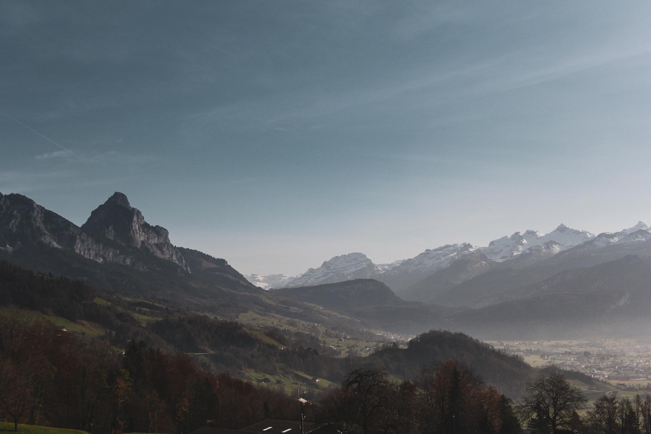 Good morning blues. Switzerland.