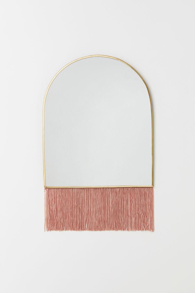 Fringe Mirror @ H&M £23