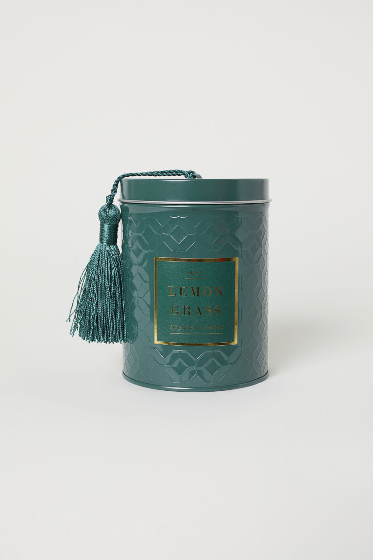 Don't forget the candles! Great for gifting @ H&M £13