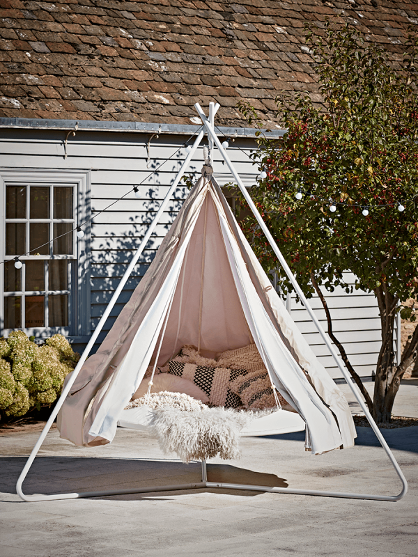 Hanging Bell Tent £950