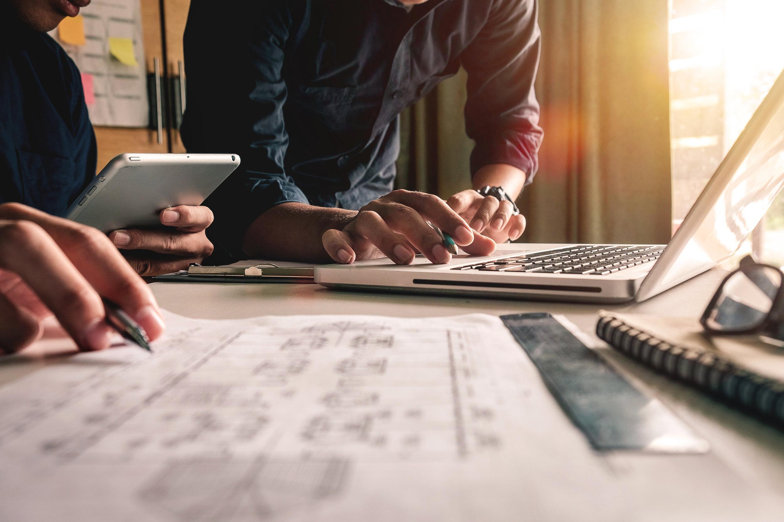 Principle Designer | Principle Contractor