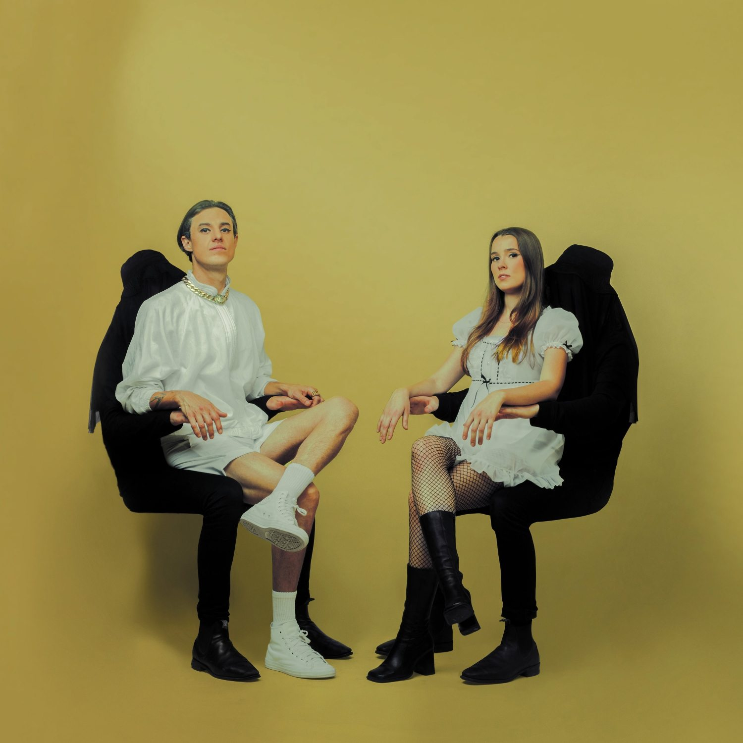 Confidence Man Confident Music for Confident People