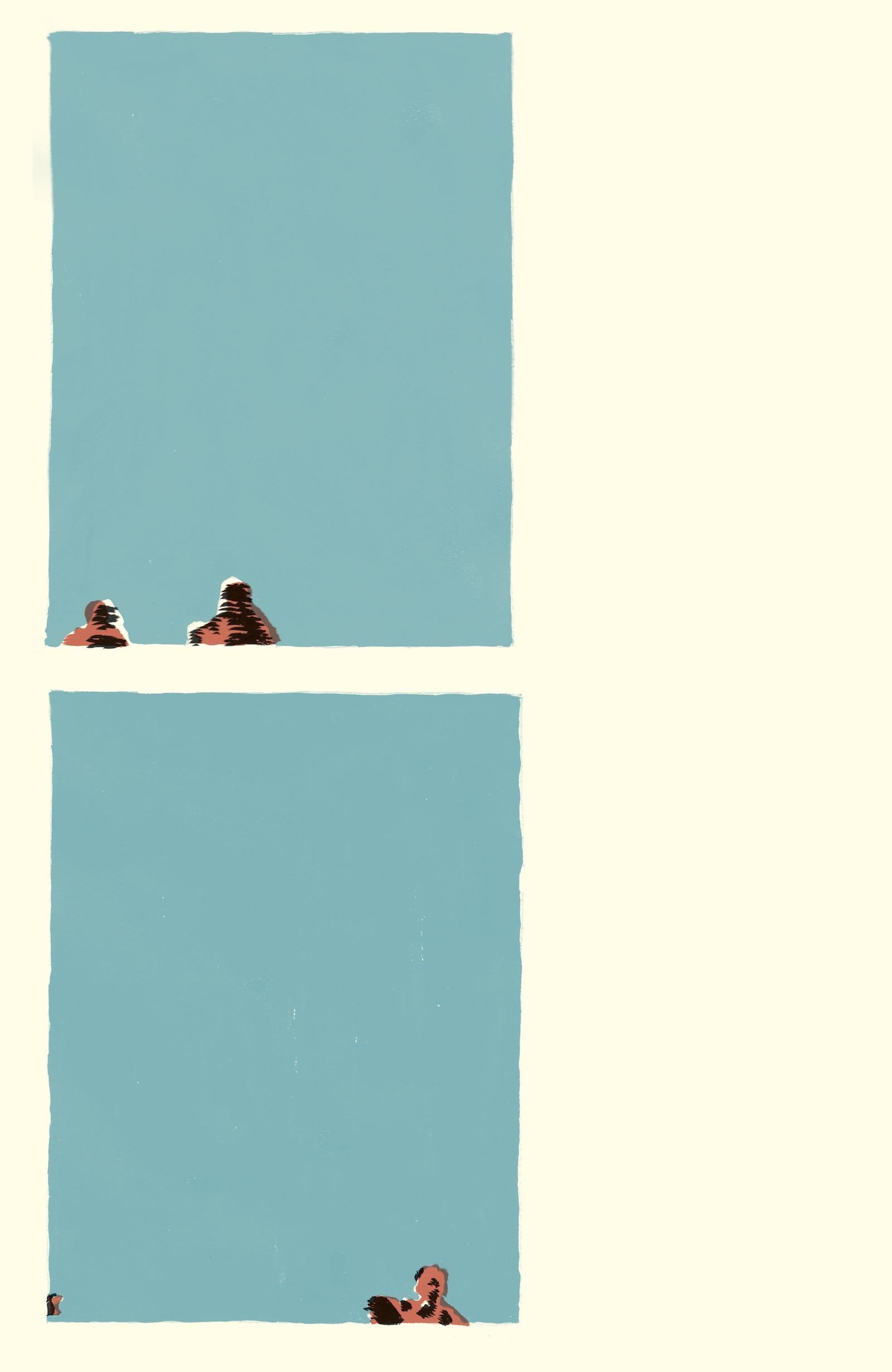 """""""Stonehenge"""" - Andrew Savage, April 2016."""
