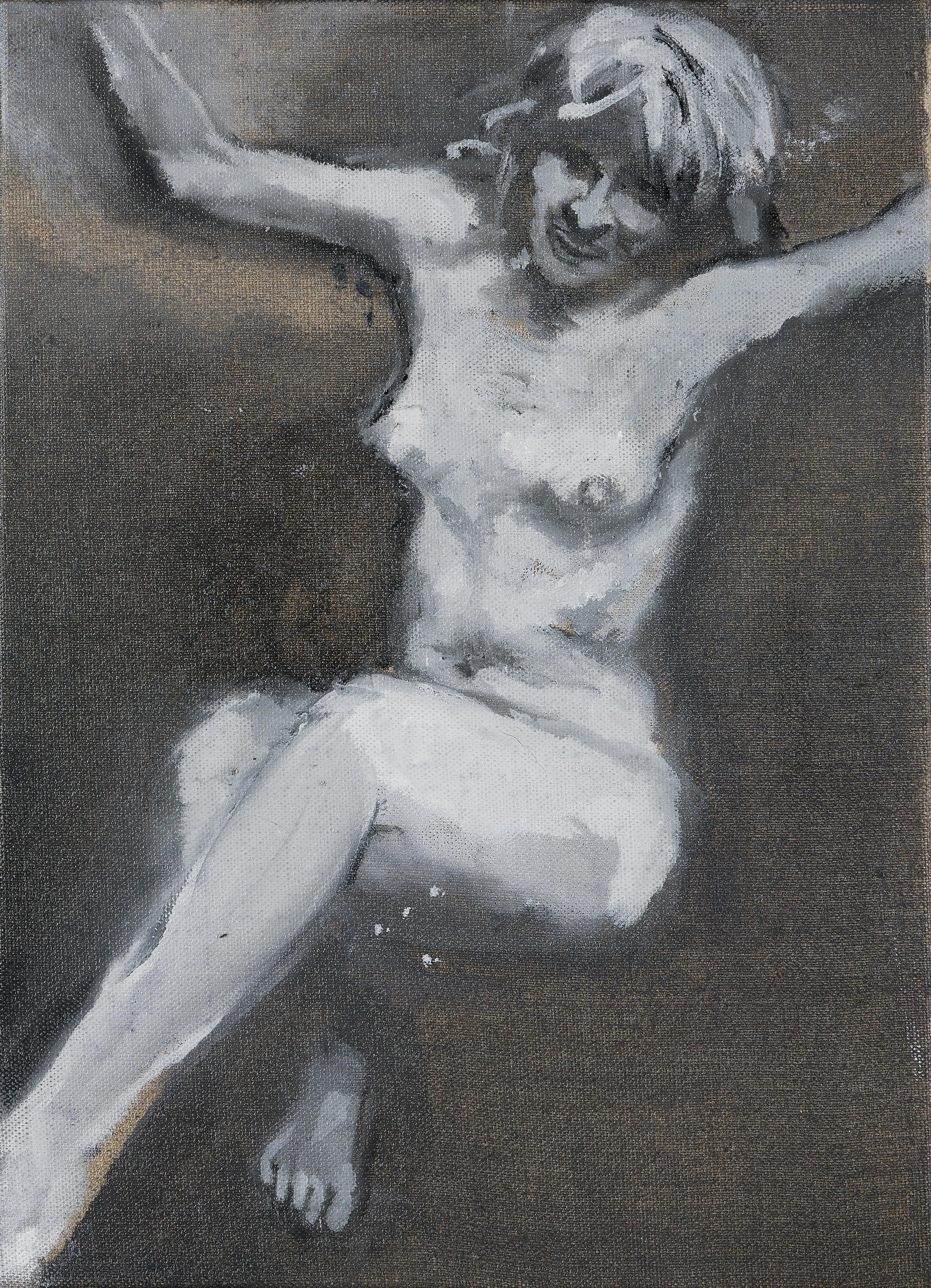 Célaeno - Pléiade (nymphe céleste) - 201533 x 24 cm