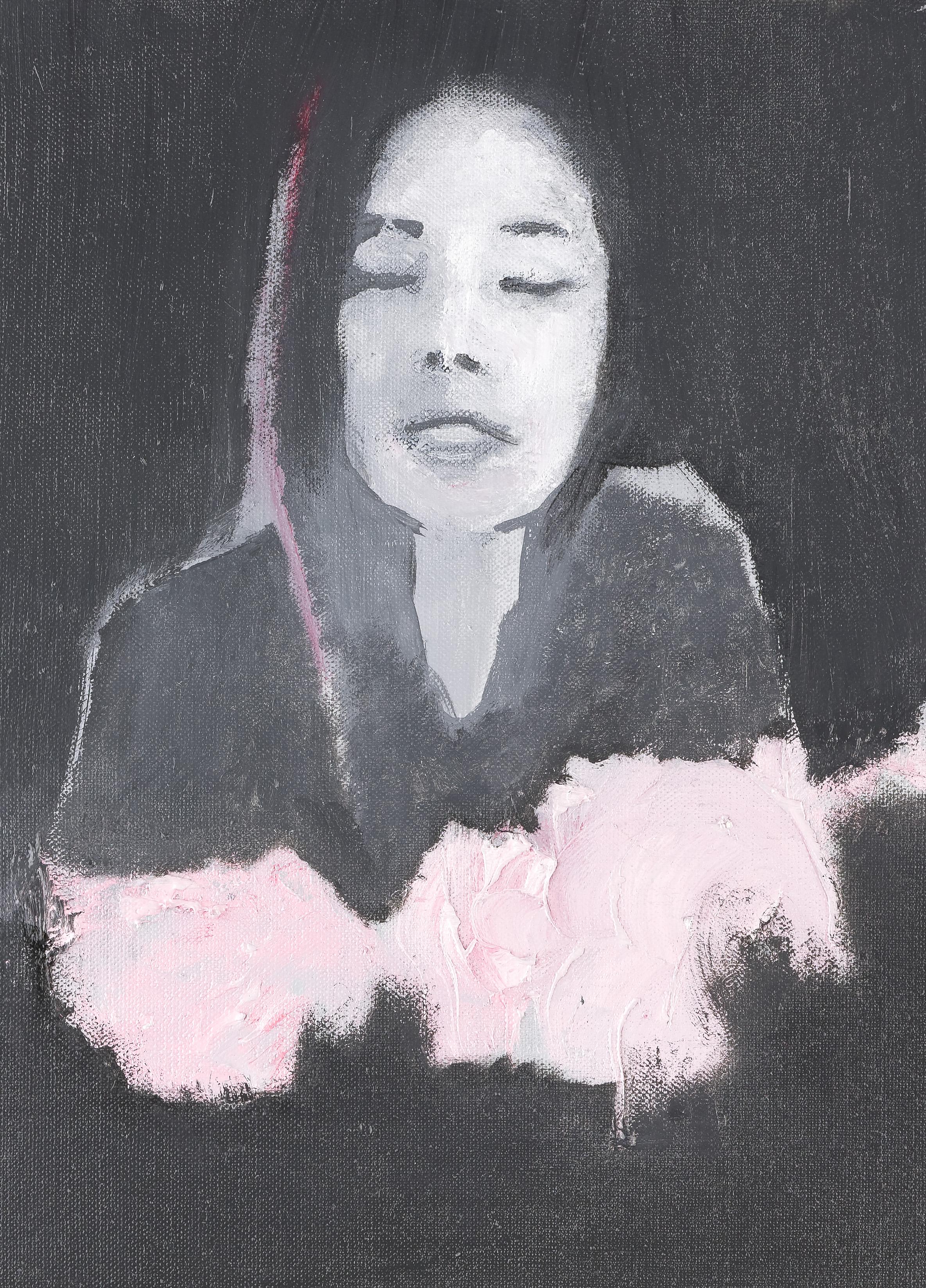 Je suis toujours comme ça au printemps - 201334 x 24 cm