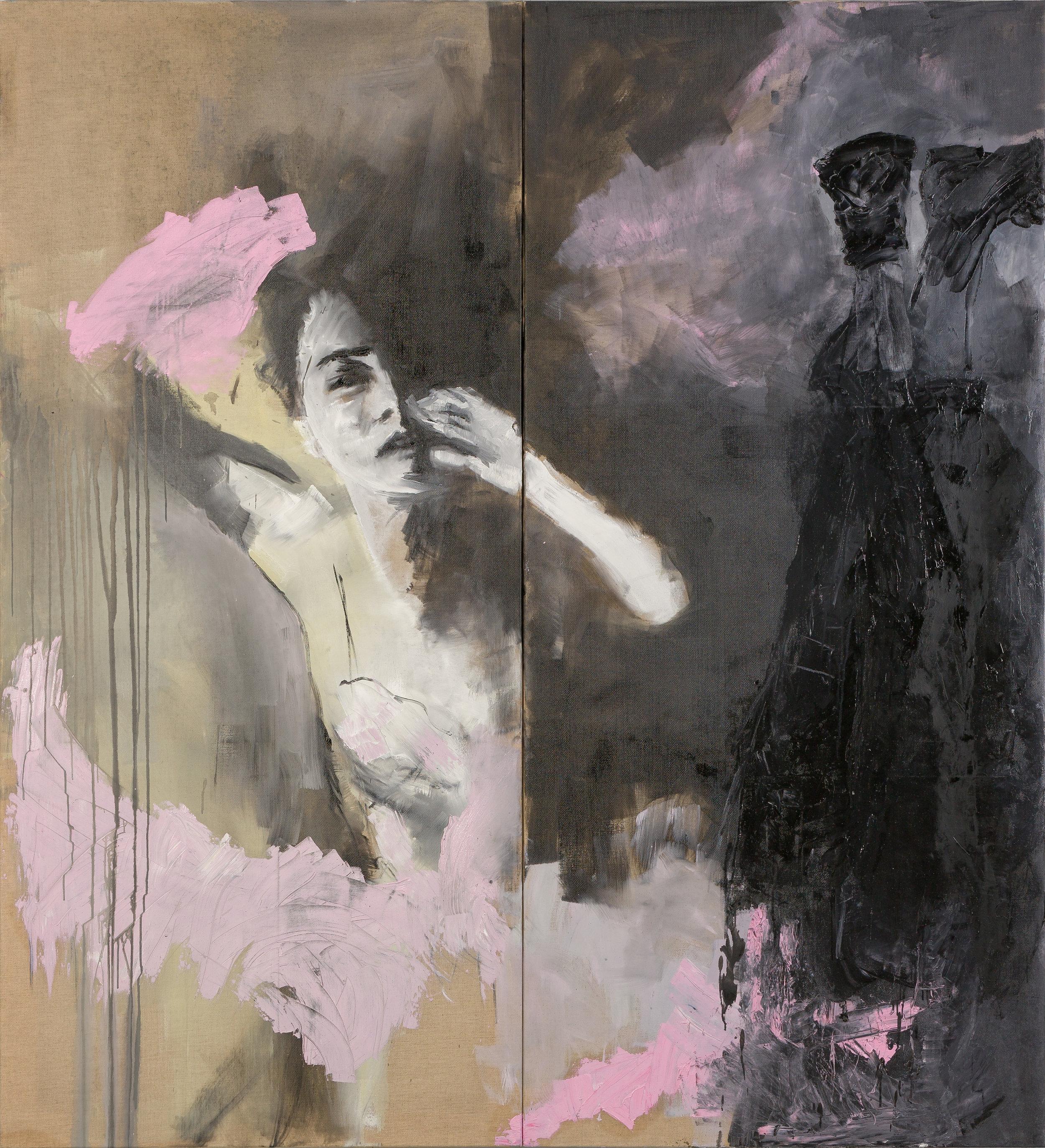 Molly Bloom - 2013200 x 200 cm
