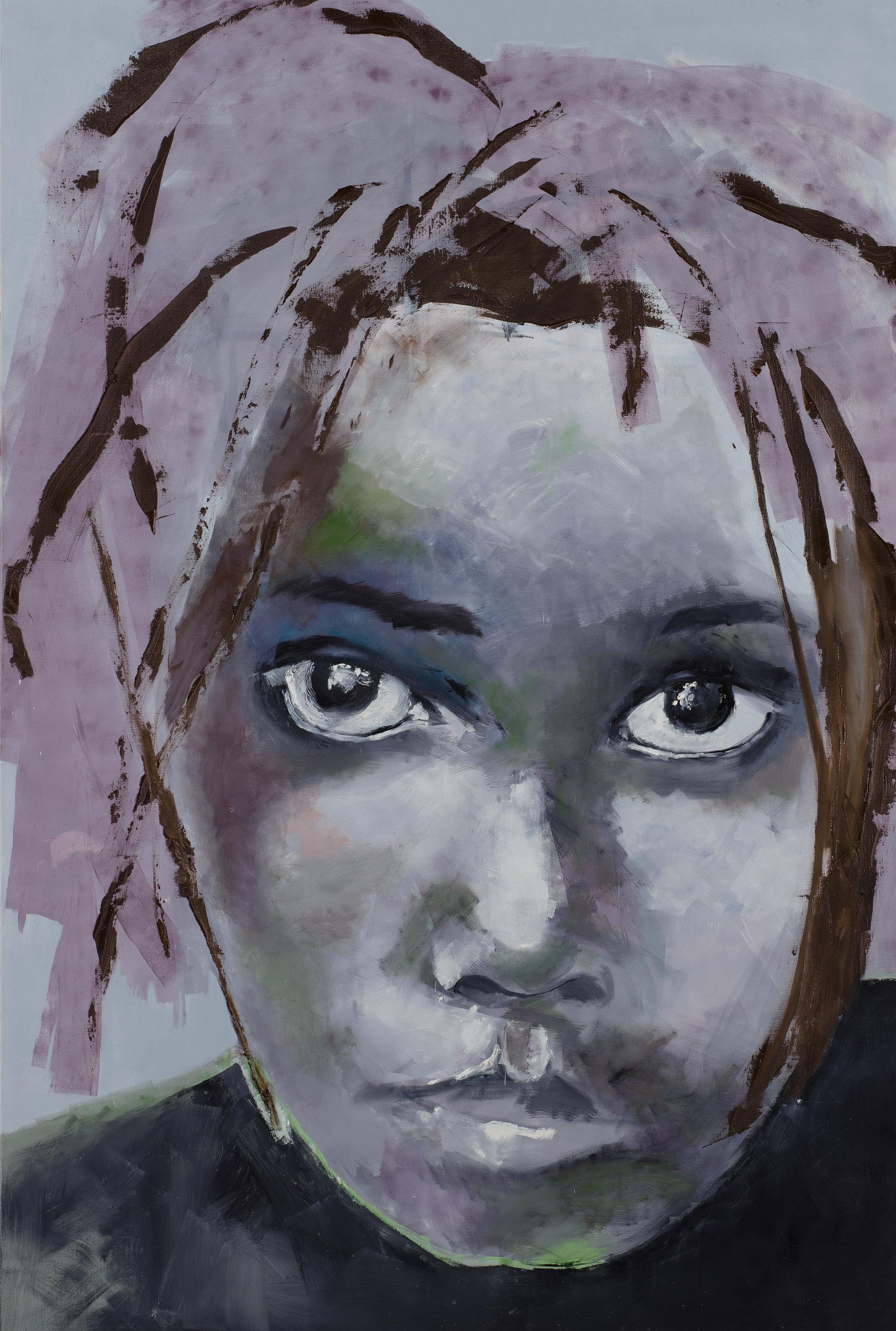 Sans titre (Figure 3) - 2011130 x 194 cm