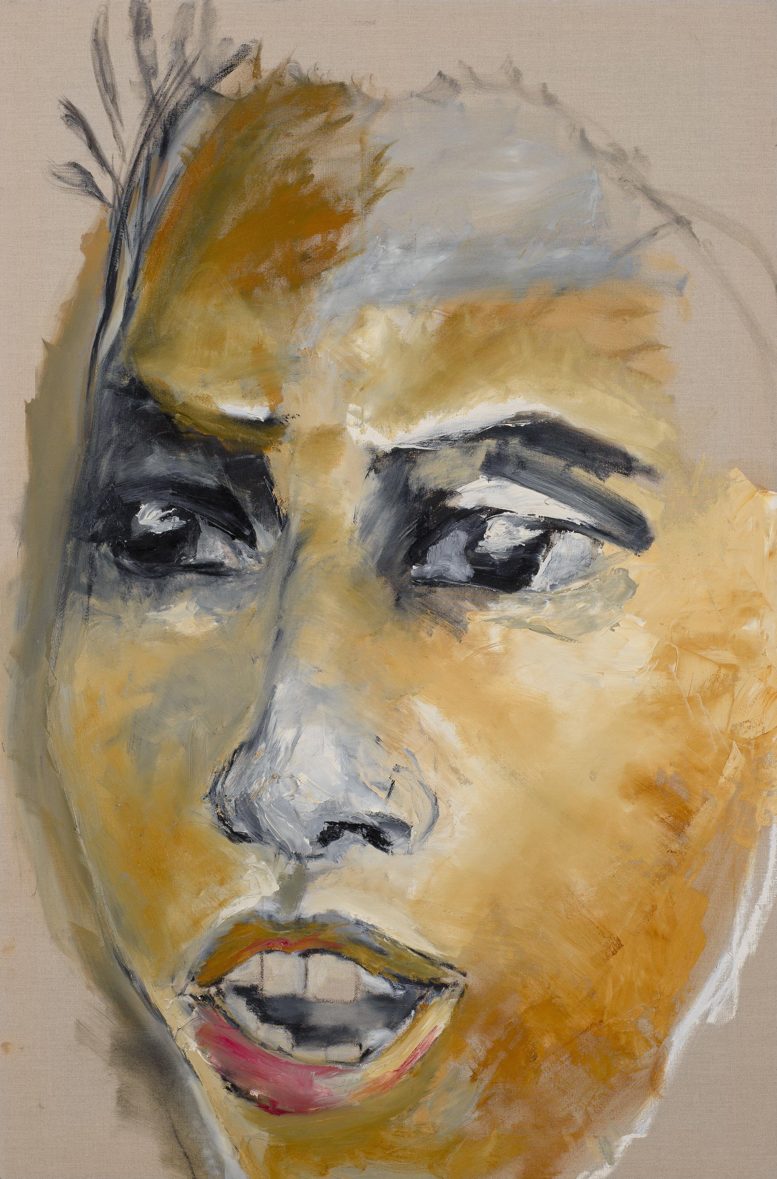 Sans titre (Figure 8) - 201197 x 146 cm