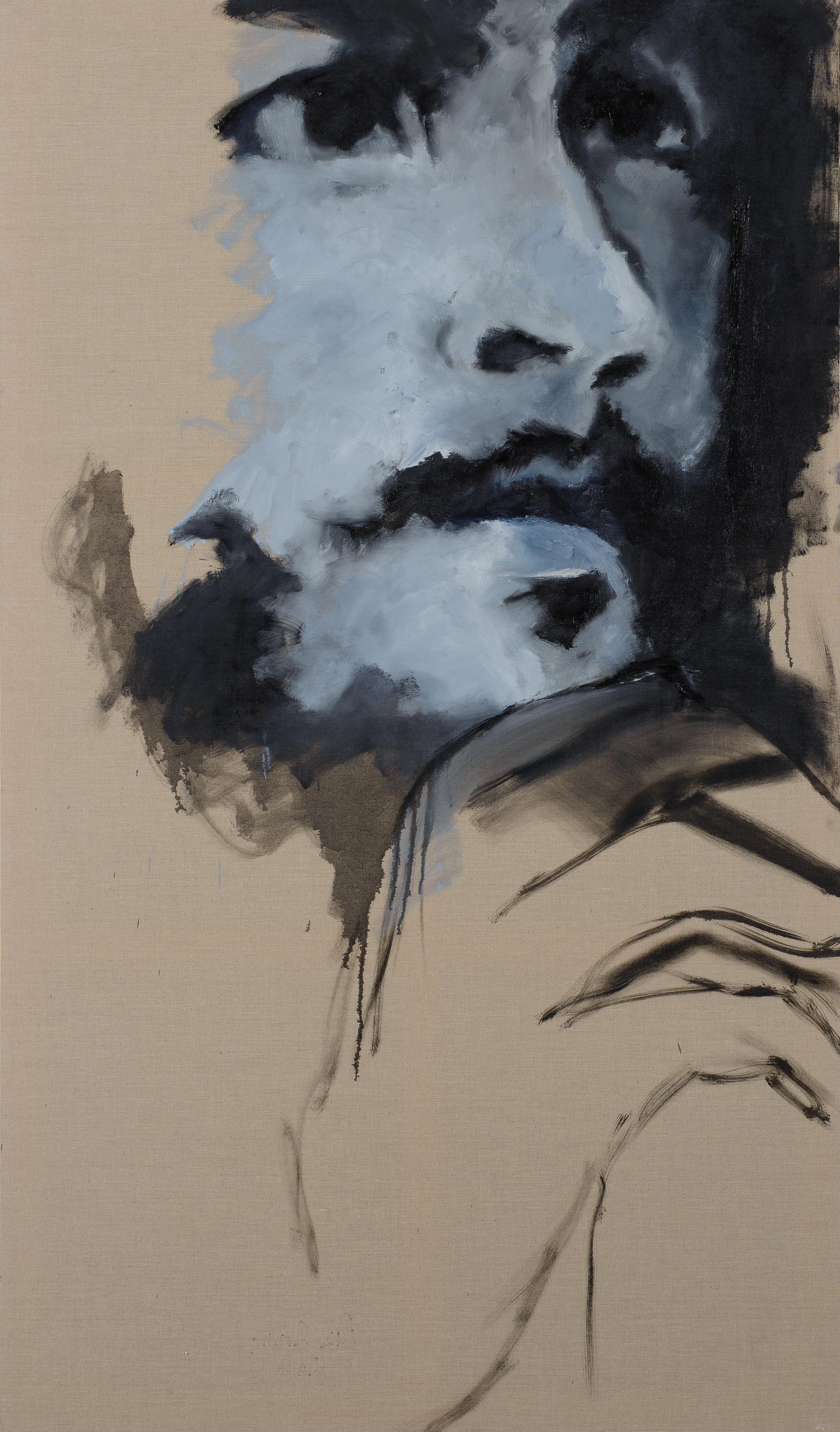 Sans titre (Figure 12) - 2011114 x 194 cm