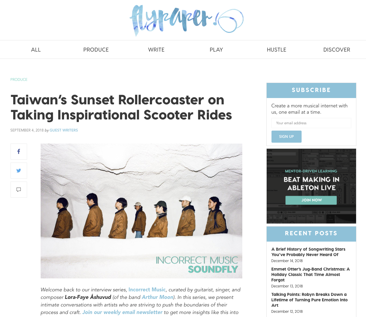 https://flypaper.soundfly.com/produce/sunset-rollercoaster-on-taking-inspirational-scooter-rides/