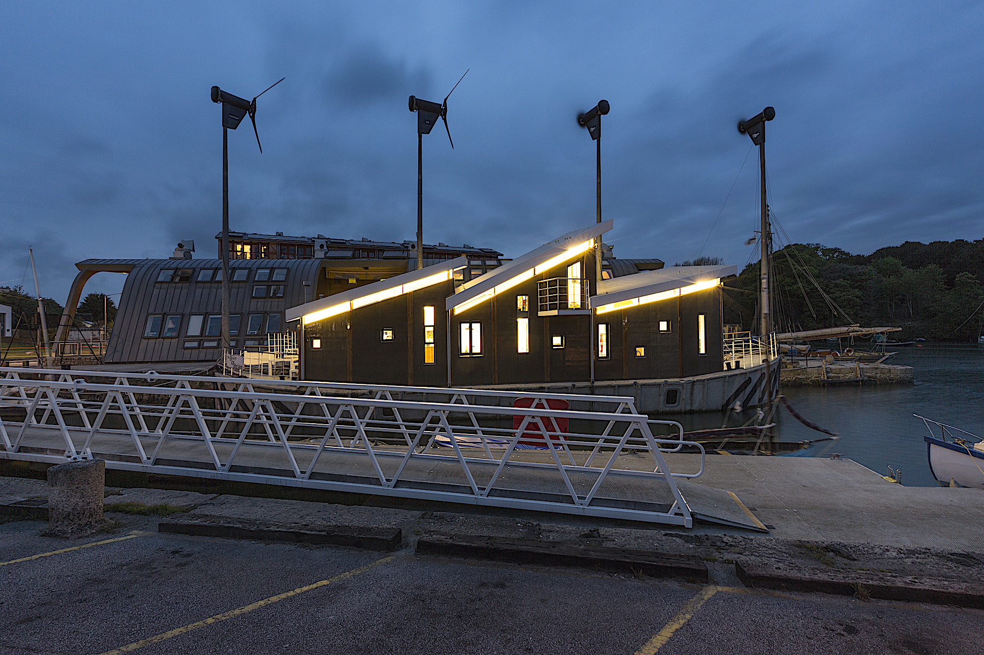 eleanor-bell-office-lighting-jubilee-wharf-barge-windmills.jpg