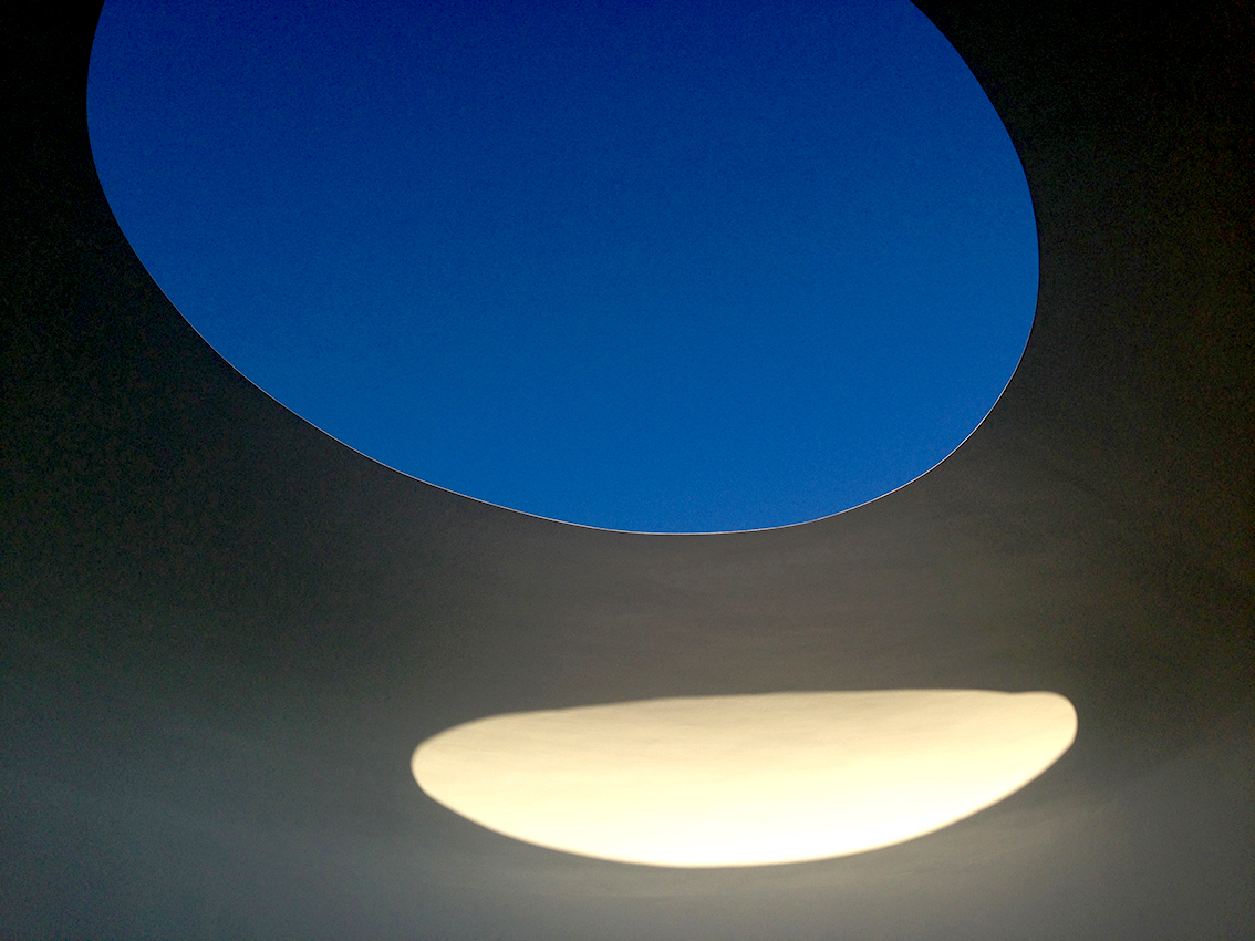Eleanor Bell Lighting for James Turrell Skyspace, Tremenheere, Cornwall