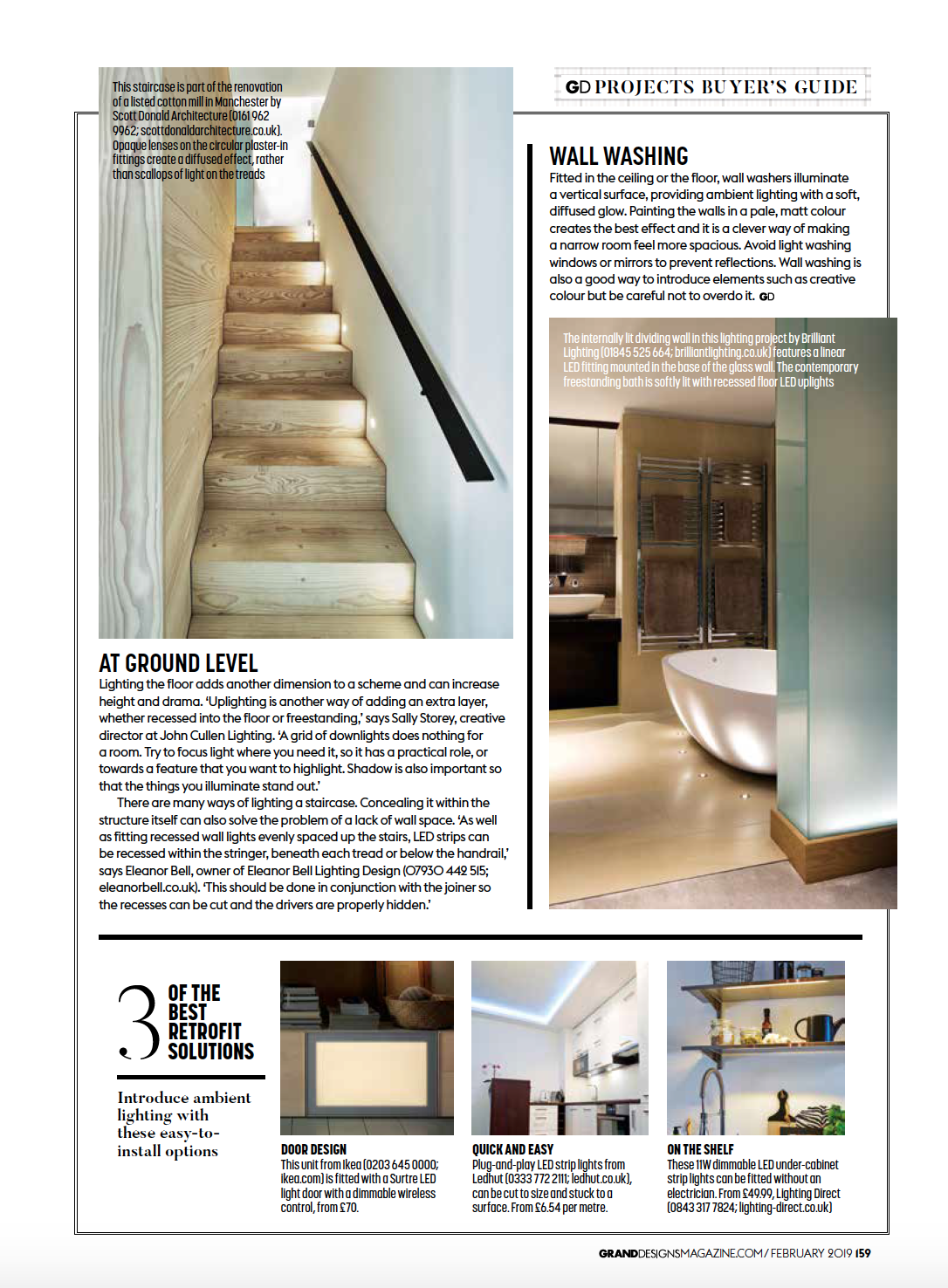 Eleanor Bell Grand Designs Feb 2019 Architectural Lighting 3