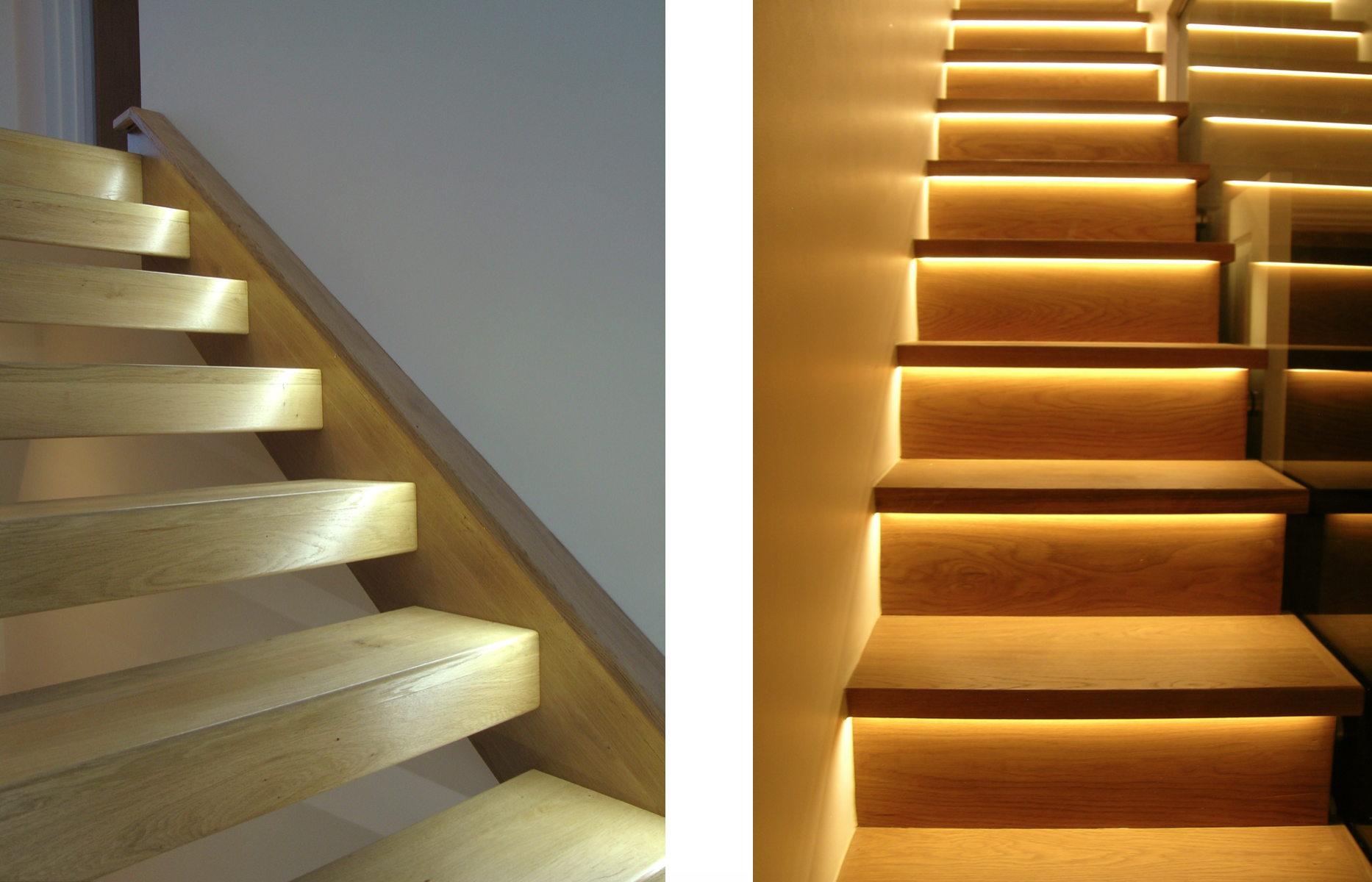 Eleanor Bell Staircase Lighting Projects
