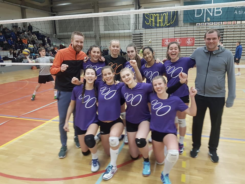 Nydalen tok sølv i årets NM for videregående skoler.