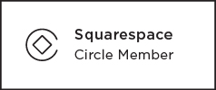 Squarespace circle member - customized, beautiful, high performing websites for small businesses - because your website is your virtual front door