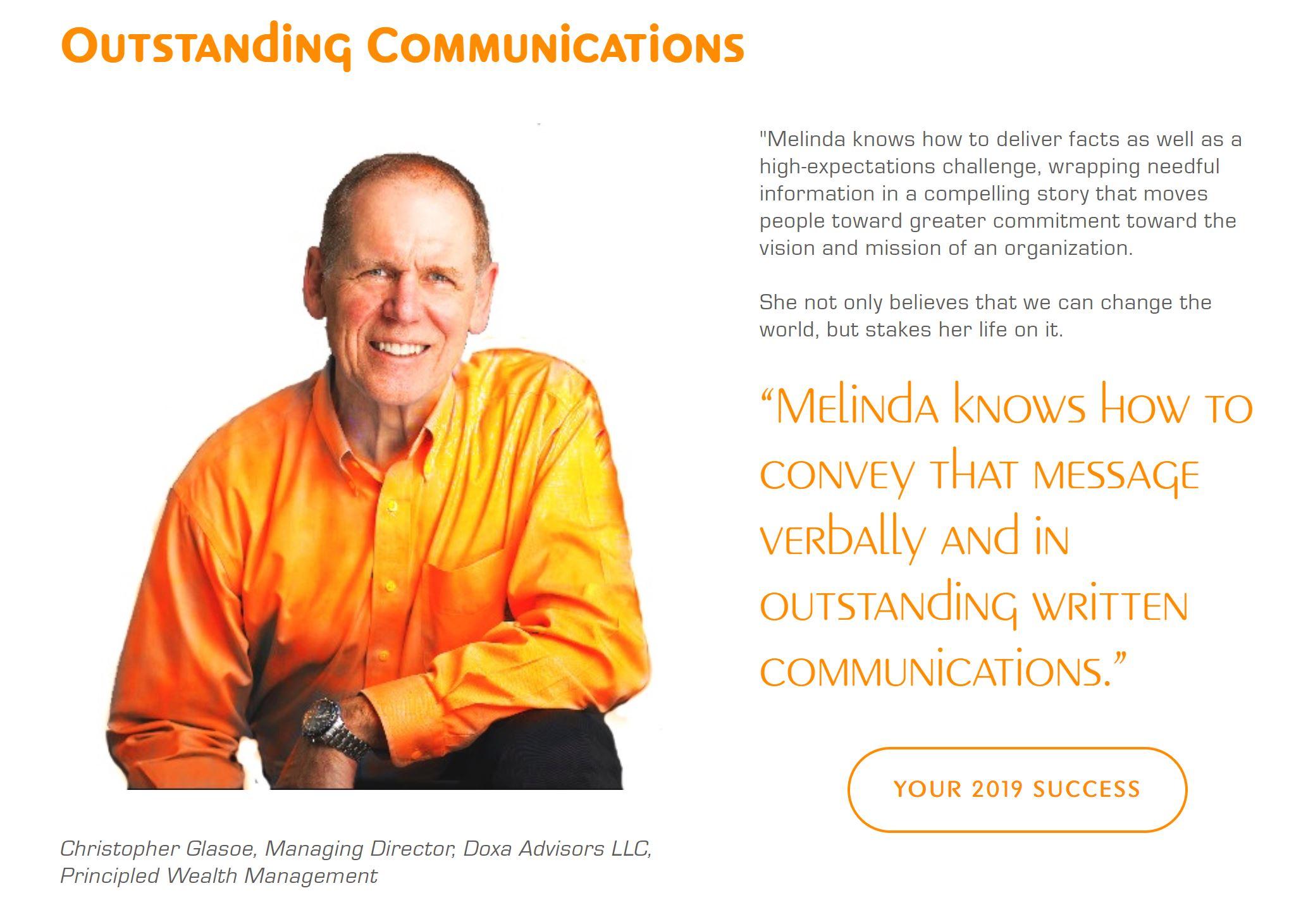 Communications Strategist & Digital Design