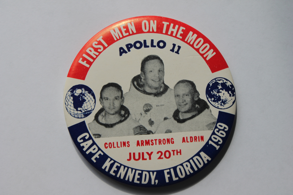 Apollo 11 - first men on the moon 1969 - 50th Anniversary - by Melinda Bak, Communications Strategist