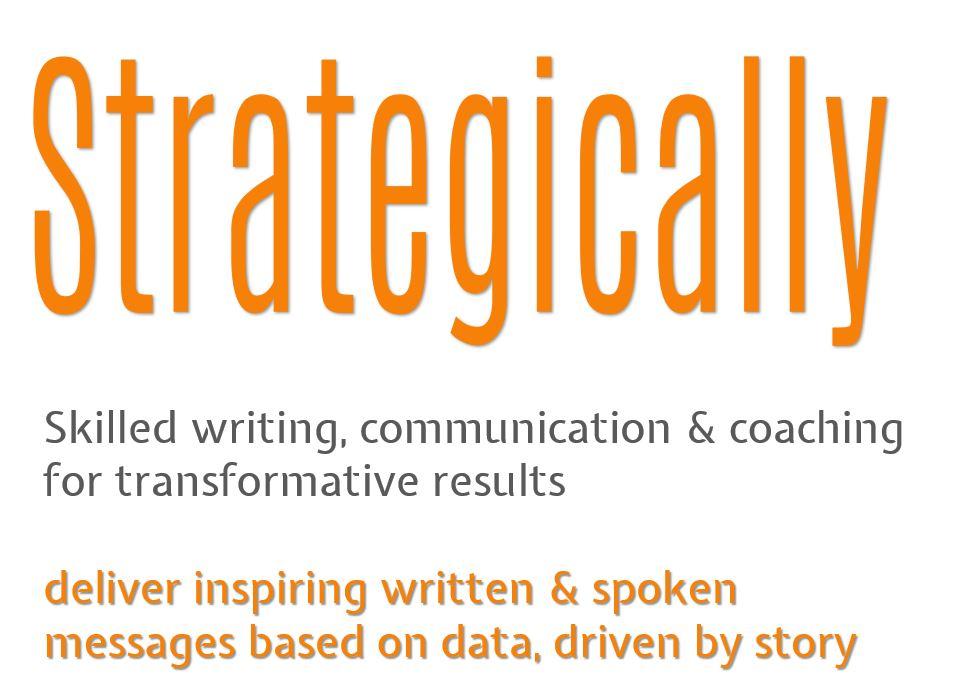 Strategic Messaging