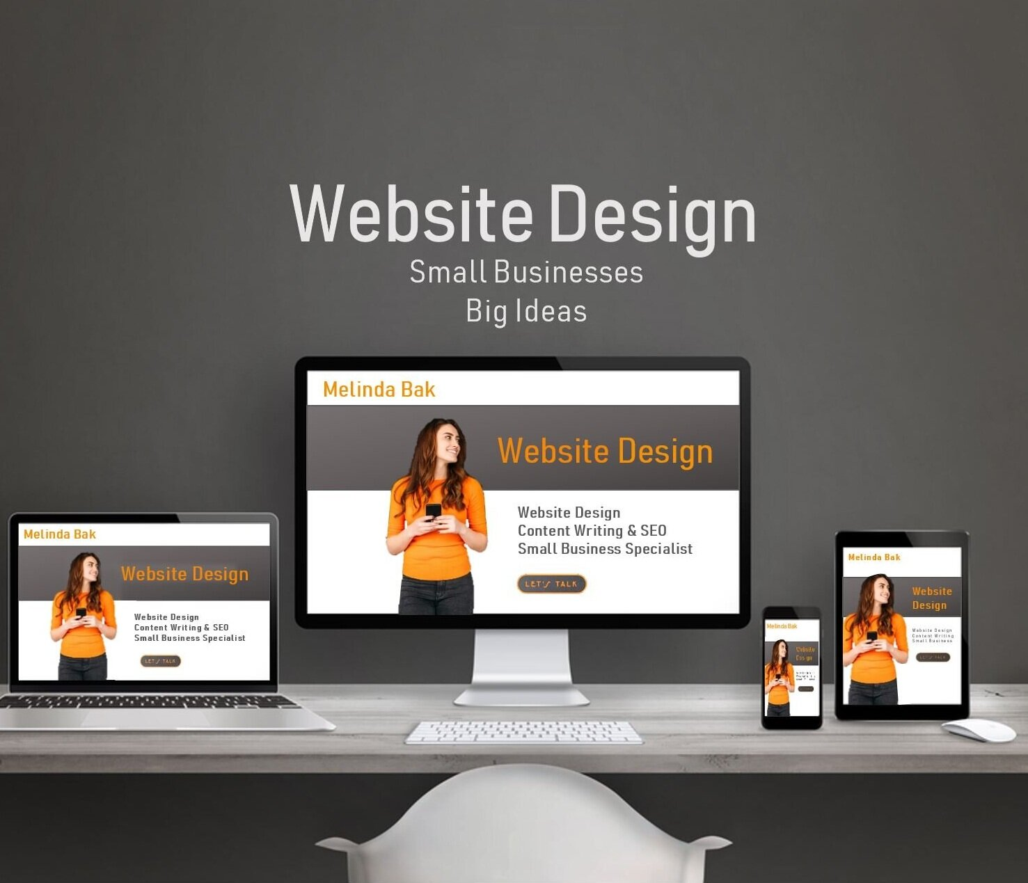 Custom Designed Sites
