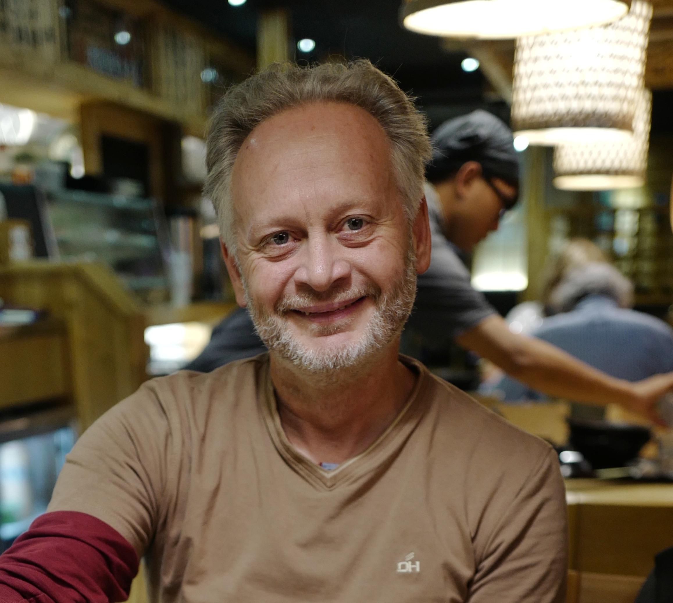 Founding Partner - Gert Stander